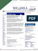 Fox News Should Remove Glenn Beck, Mike Huckabee and Sarah Palin - The Hill's Pundits Blog