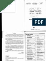 PDF METALLIQUE TÉLÉCHARGER 2015 GRATUIT MEMOTECH STRUCTURE