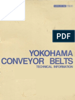 Yokohama Conveyor Belts