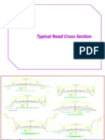 Road Cross Section