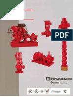 Catalogo - Fire Pumps Spanish