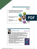 Journey to Cloud v1 JamesYong PDF