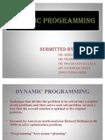 Dynamic Programming- Mirage Group