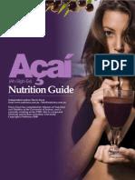 Acai Nutrition Guide
