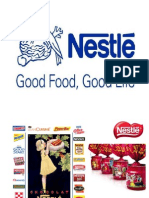 Nestle Exellant Ppt