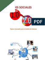 Diferencia Entre Web1 y Web2