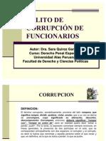 CLASE CORRUPCIÓN DE FUNCIONARIOS 020611 UAP