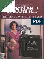 Washington Dossier July 1980
