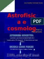 ASTROFISICA e COSMOLOGIA