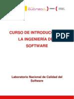 Curso de Introducción a la Ingenieria del software