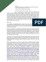 Surat Ajakan Kontras Sumut terkait kekerasan yang dilakukan oleh Polisi di Sumut