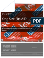 Durex - One Size Fits All?