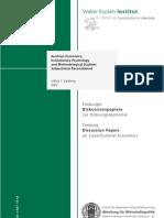 Viktor J. VANBERG  Austrian Economics, Evolutionary Psychology and Methodological Dualism