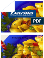 Barilla Case Presentation_Final