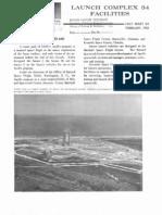 Launch Complex 34 Facilities