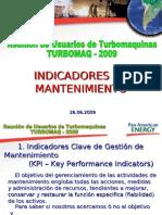 Presentacion Indicadores de Mantenimiento f Pae