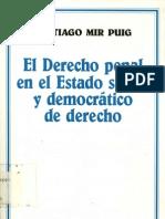 Derecho Penal en El Estado Social y Democratico de Derecho_Mir Puig-255pag