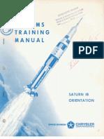 Saturn IB Orientation