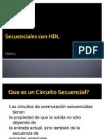 Programación de Circuitos Secuenciales con HDL
