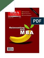 MBA to MBL September 2009