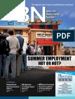 Jewish Business News - July 2011
