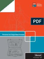 SSC Manual Basico Seguridad Privada 2007