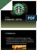 Starbucks Coffe Company