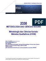 41038 MetodologiadasCi%C3%AAnciasSociaisM%C3%A9todosQualitativos