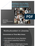 OP 8 - 802XO - Celebrating Cultural Diversity in Libraries