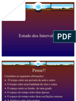 Inervalo Ppt