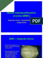 2. Bolile mieloproliferative cronice