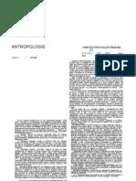 ANTROPOLOGIE