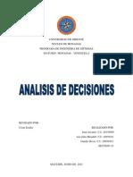 Resumen Del Trabajo de Analisis Anajulia