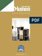 Cereria Lumen Catalogo Generale 2011 LR