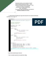 Programação Concorrente_Questões