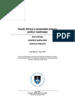 10Edkinesetal Renewables Roadmaps
