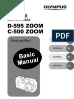Manual de Camara_D 595