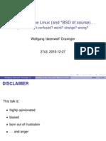 1731 Desktop on the Linux Slides