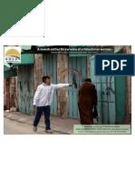 Pendatang Yahudi Simbah Arak ke Wanita Palestin