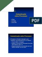 5. Comunicacao entre Processos