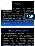 Hepatitis Viral Aguda