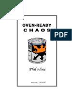 Oven Ready Chaos Caste Llano)