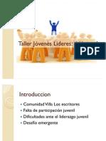 Taller Jvenes Lideres