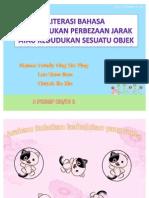 Literasi Bahasa (Jarak & Kedudukan