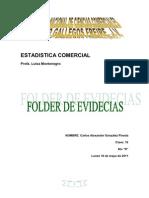 ESTADISTICA COMERCIAL