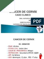 Cancer de Cervix Mio
