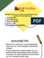 Alat Ukur Manometer)