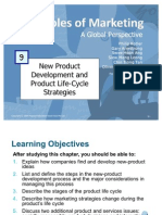 Principles of Marketing - New Product Development & Product Life-Cycle Strategies