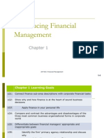 Introducing Financial Management