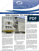 Valley Voice Issue 4 - May 2011